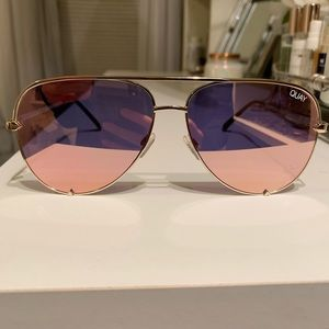 Accessories - Women's Quay Australia High Key Sunglasses
